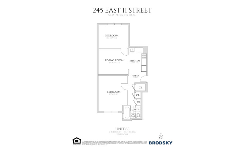 245 East 11th Street - 6E