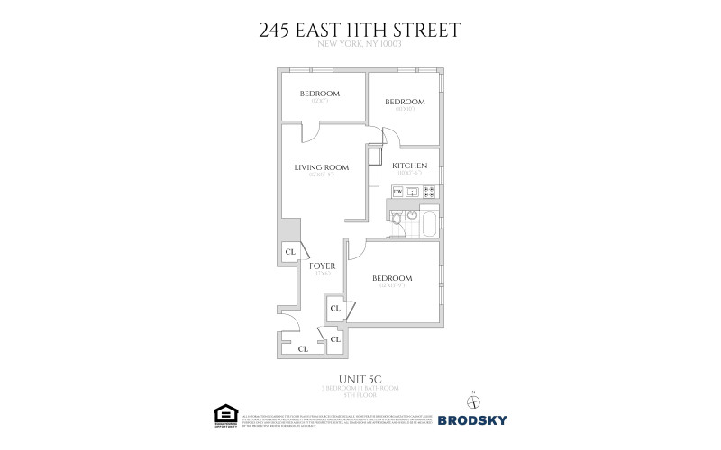 245 East 11th Street - 5C 5C