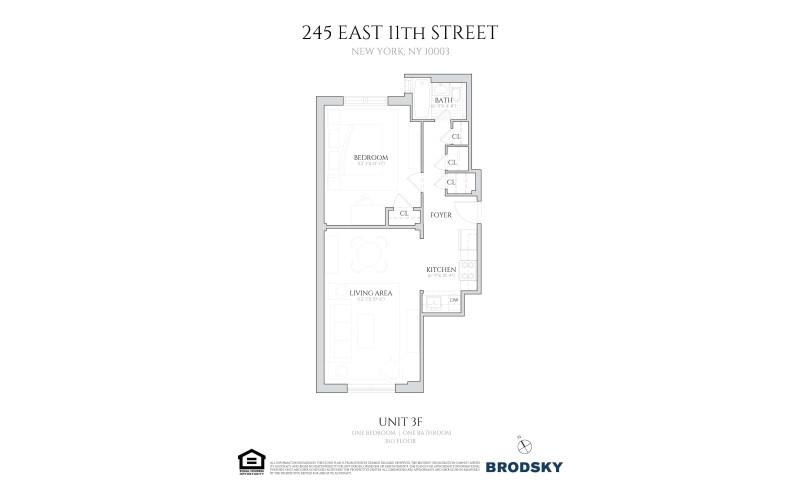 245 East 11th Street - 3F