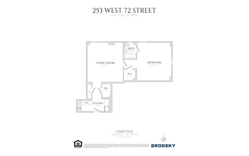 253 West 72nd Street - 1112 11