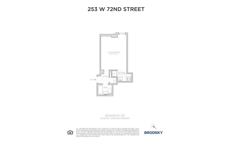 253 West 72nd Street - 12 5
