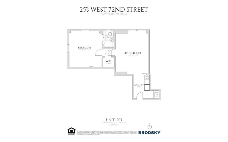 253 West 72nd Street - 1203 12