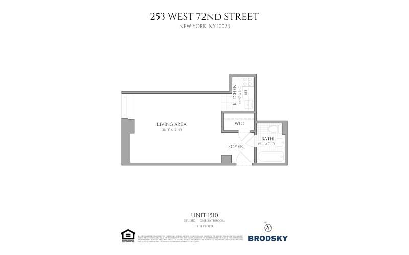 253 West 72nd Street - 1510