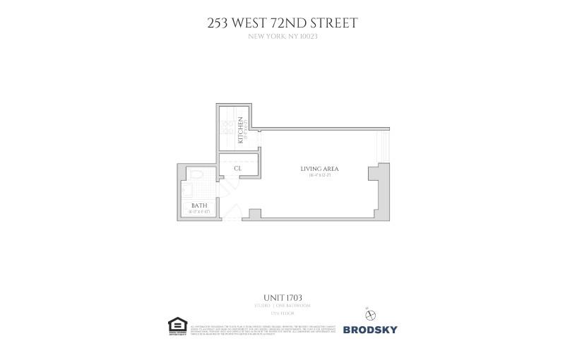 253 West 72nd Street - 1703