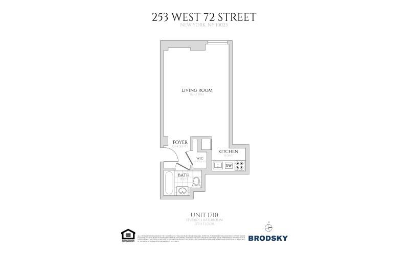 253 West 72nd Street - 1710 1710