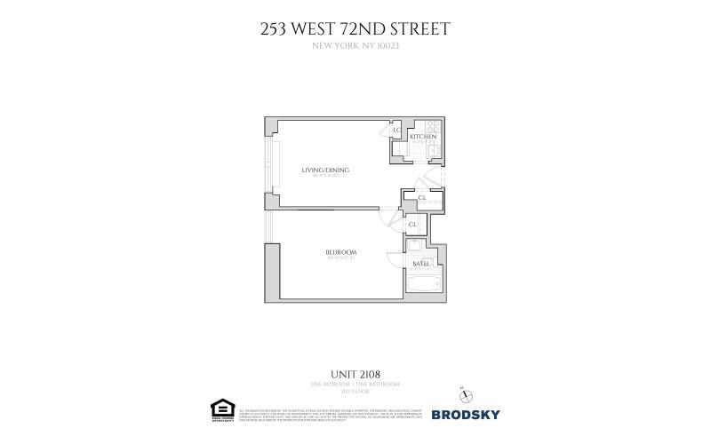 253 West 72nd Street - 2108 21