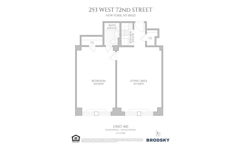 253 West 72nd Street - 410 410