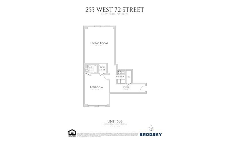 253 West 72nd Street - 506