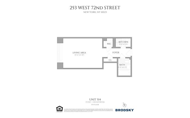 253 West 72nd Street - 514 5