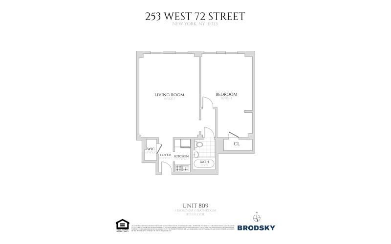 253 West 72nd Street - 809 8