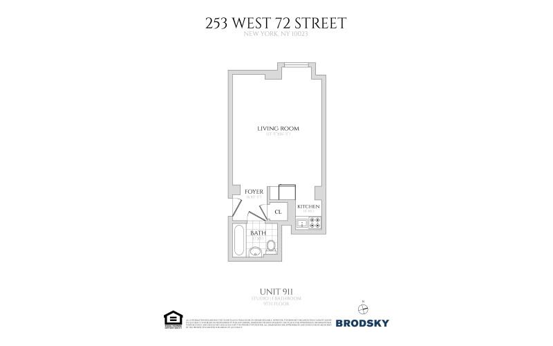 253 West 72nd Street - 911 9