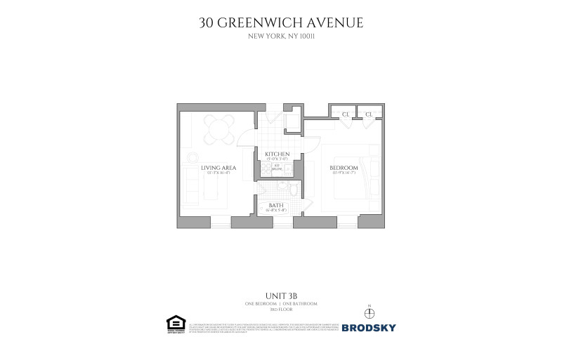 30 Greenwich Avenue - B 3