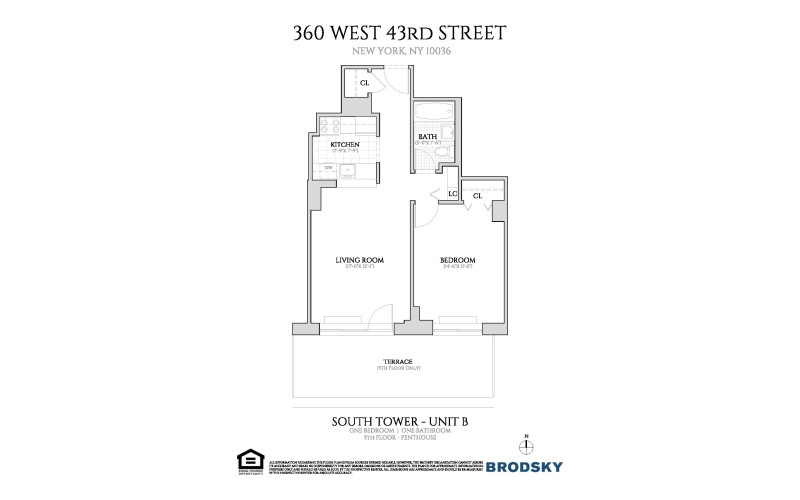 360 West 43rd Street - B 5-PH