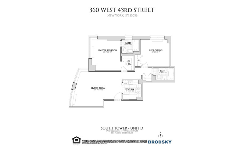360 West 43rd Street - D S6-PH