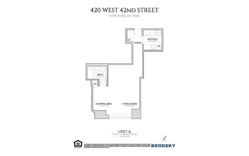 420 West 42nd Street - A 9