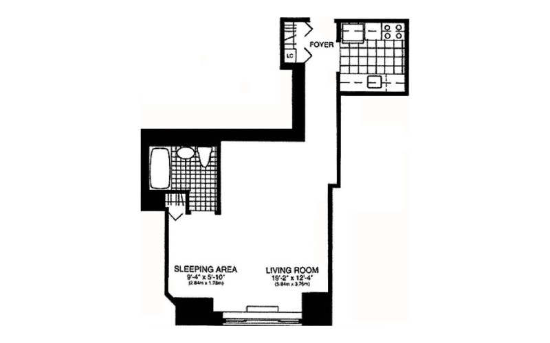420 West 42nd Street - A 9th floor