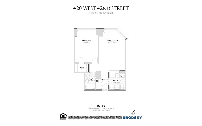 420 West 42nd Street - C (NEWEST) 11-21