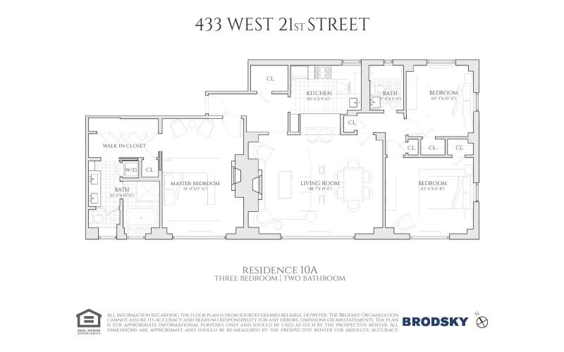 433 West 21st Street - A 10