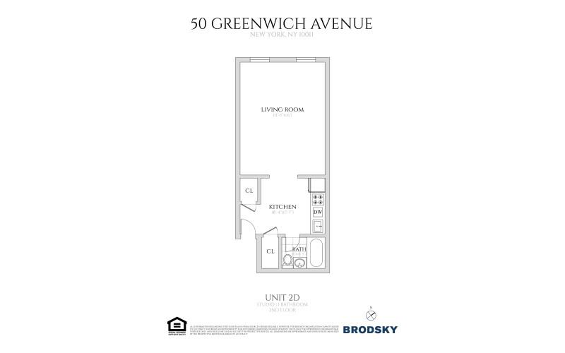 50 Greenwich Avenue - D 2