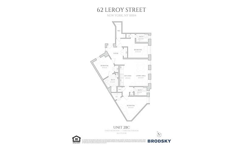 62 Leroy Street - 2BC 2BC