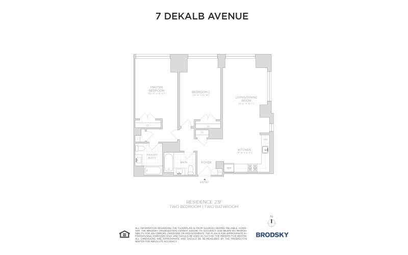7 Dekalb Avenue - F 23