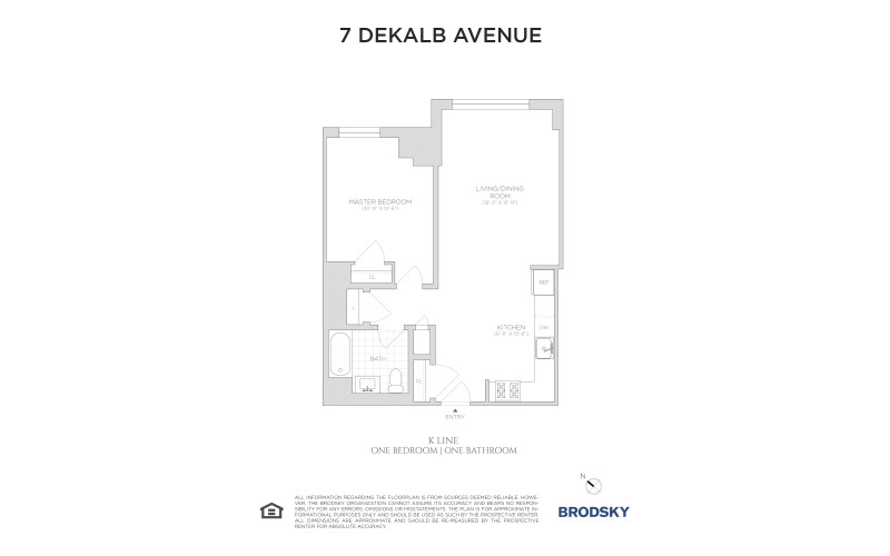7 Dekalb Avenue - K Line  6-24