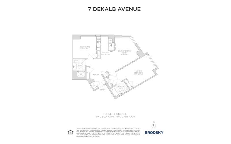 7 Dekalb Avenue - S Line 6-24