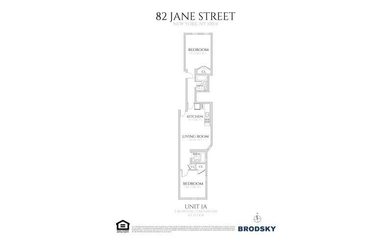82 Jane Street - 1A 1A