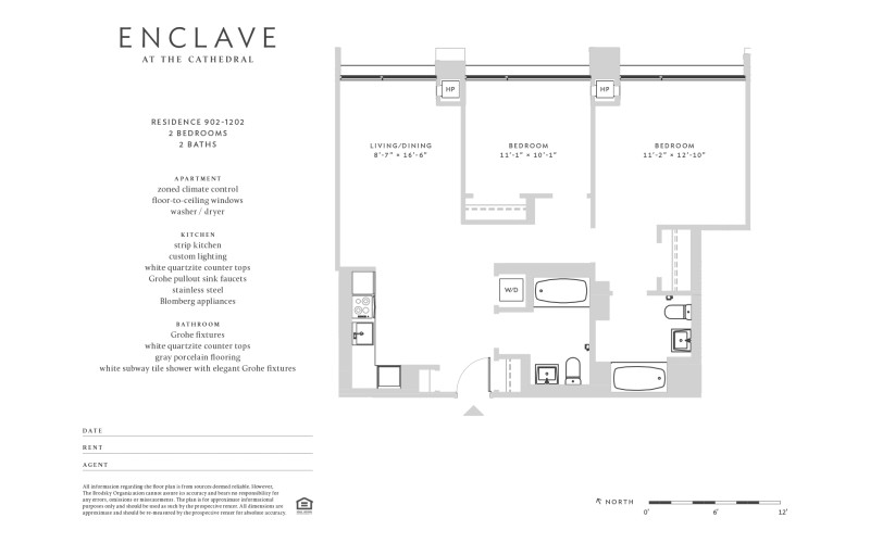 Enclave at the Cathedral - 02 9 - 12