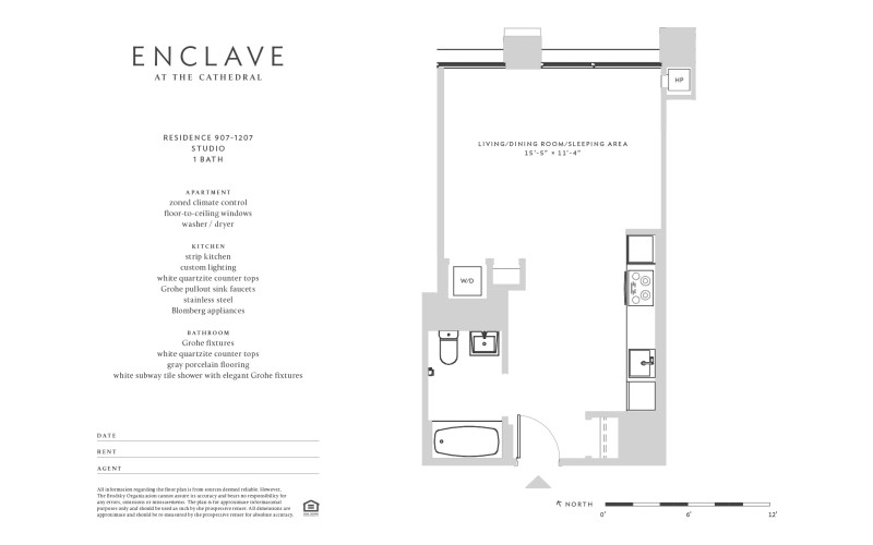 Enclave at the Cathedral - 07 9 - 12