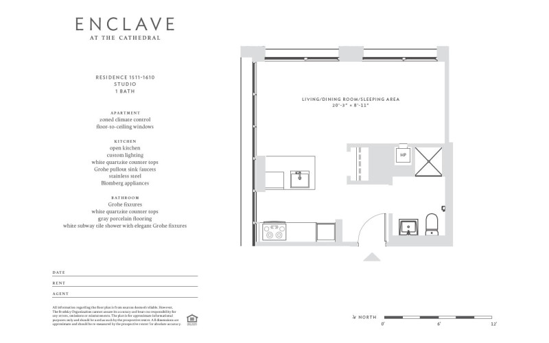 Enclave at the Cathedral - 10 16