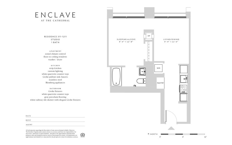 Enclave at the Cathedral - 11 3 - 12