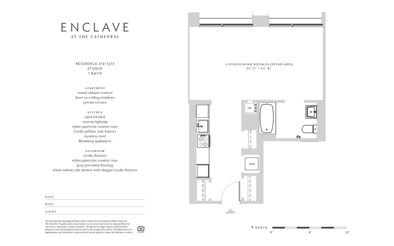 Enclave at the Cathedral - 13 3-12