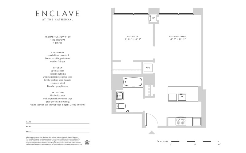 Enclave at the Cathedral - 20 3-14