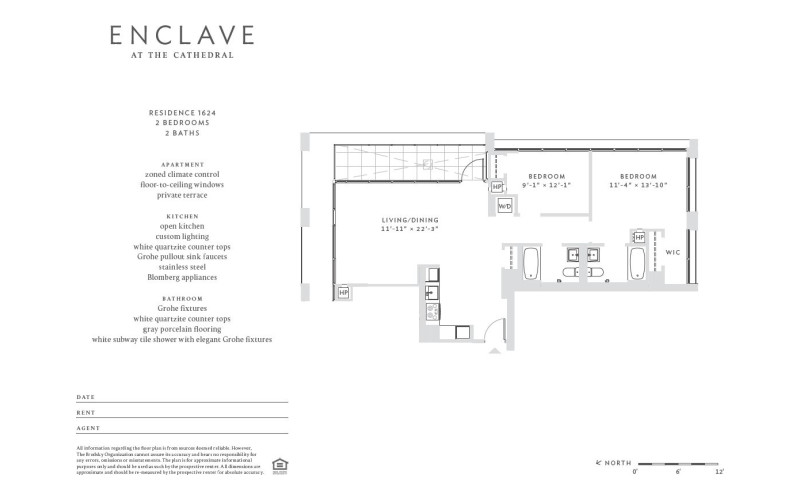 Enclave at the Cathedral - 24 16