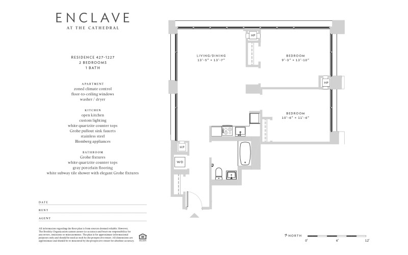 Enclave at the Cathedral - 27 4 - 12