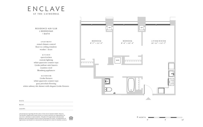 Enclave at the Cathedral - 28 4-12