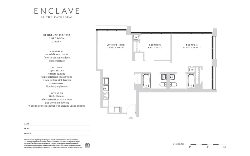 Enclave at the Cathedral - 30 3 - 12