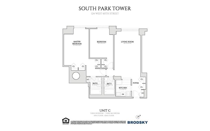 South Park Tower - C Line 49-52