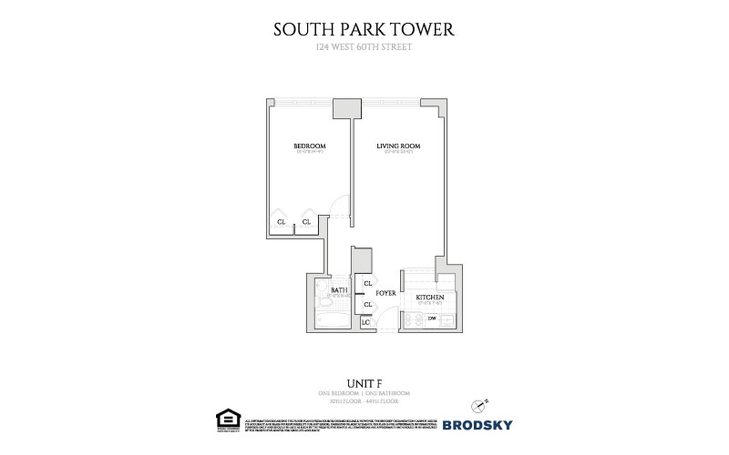 South Park Tower - F Line 10-44