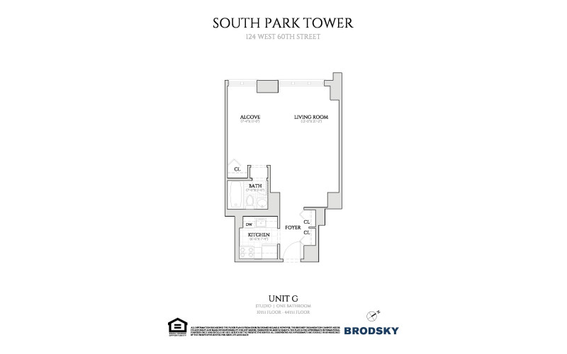 South Park Tower - G Line 10-44