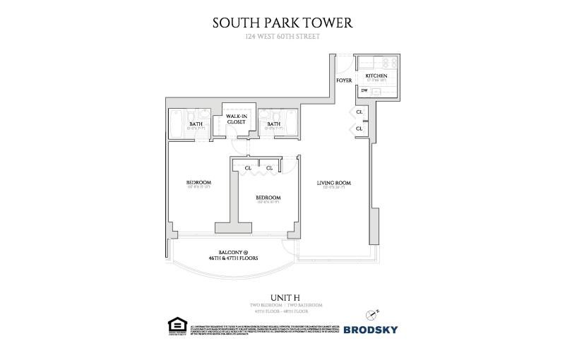 South Park Tower - H line 45-48