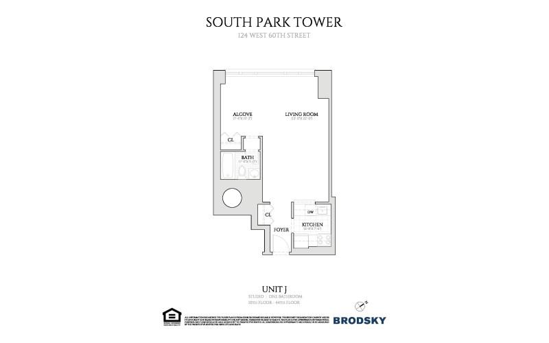 South Park Tower - J Line 10-44