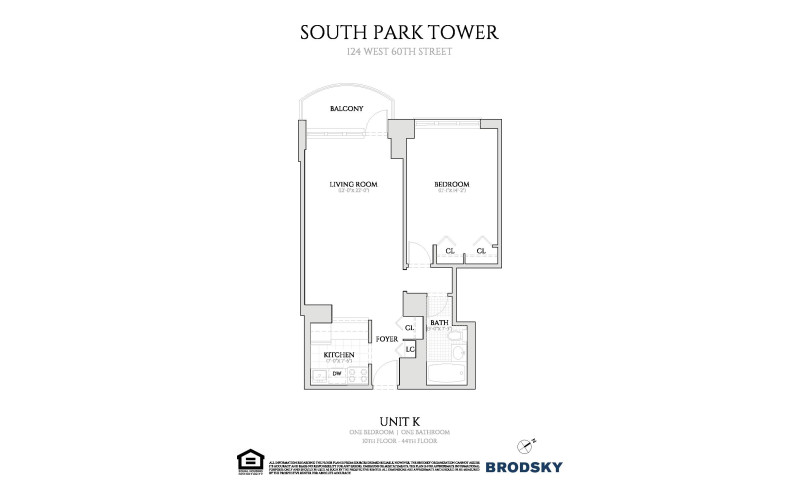 South Park Tower - K Line 10-44