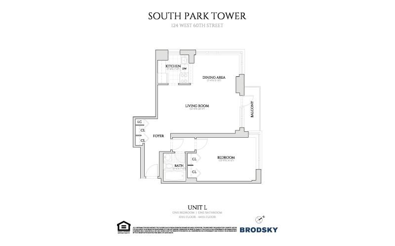 South Park Tower - L line 10-44