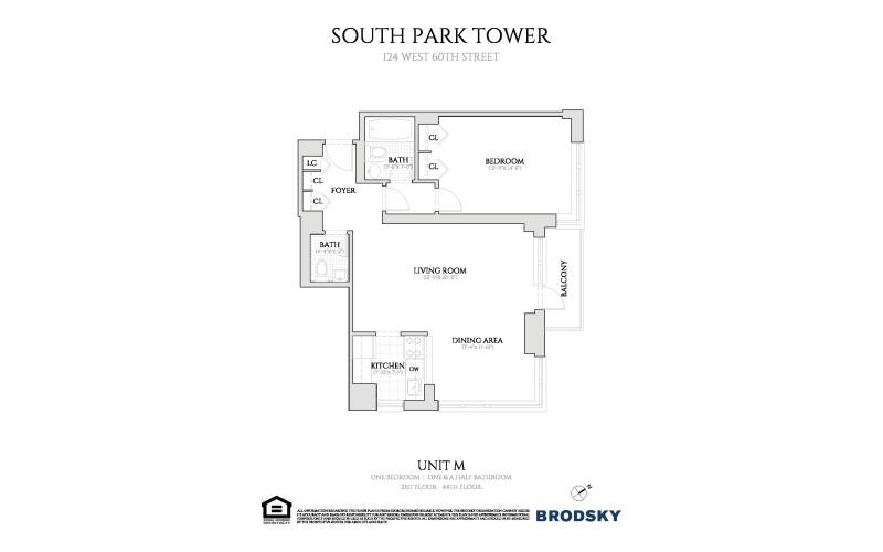 South Park Tower - M Line 21-44