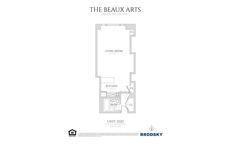 The Beaux Arts - 1020 1020