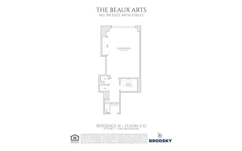 The Beaux Arts - 14 2-12