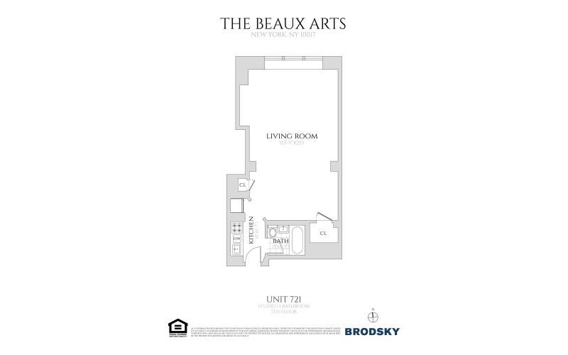 The Beaux Arts - 21 7