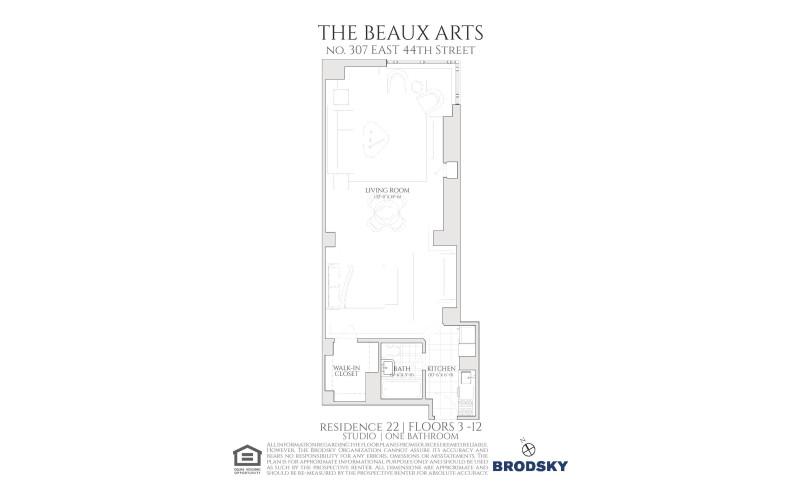 The Beaux Arts - 22 3-12
